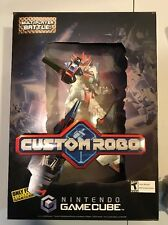 Custom Robo Counter Standee Large Box (Nintendo GameCube, 2004)