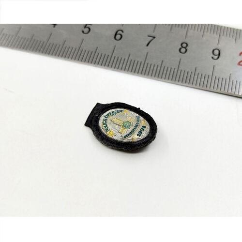 """DID MA1003 échelle 1//6 Special Weapons and Tactics Vitesse badge modèle pour 12/"""" figure"""