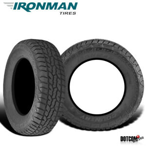 2-X-New-Ironman-All-Country-A-T-245-75-17-121-118Q-All-Terrain-Truck-SUV-Tire