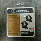 Leupold Backcountry 1in High Scope Rings