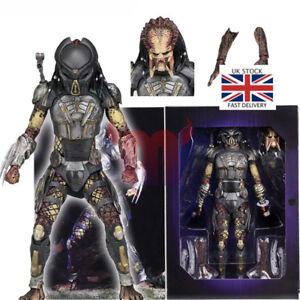 7-034-NECA-Fugitive-Predator-Ultimate-Action-Figure-Aliens-v-Predators-Movable-Toy