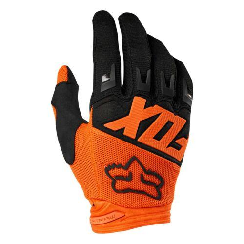 FOX Dirtpaw Guanto Motocross Minicross Bimbo Enduro Arancione 2019