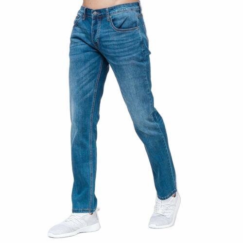 Duck /& Cover Mallard Jeans Stone Wash