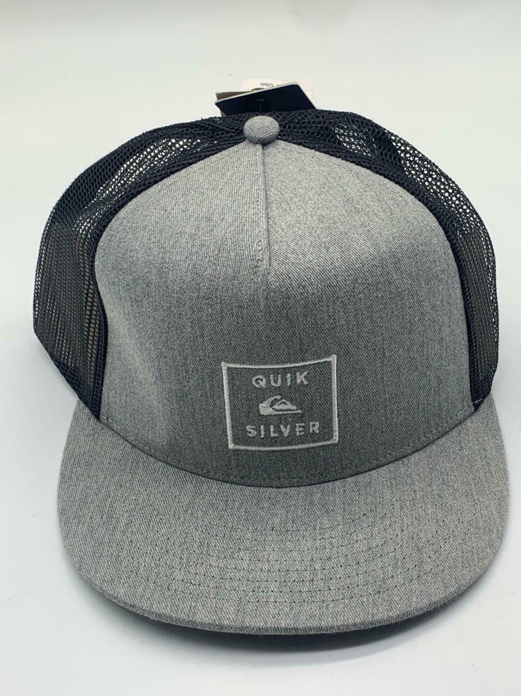 Quiksilver Mens Hi Grimey Trucker Hat