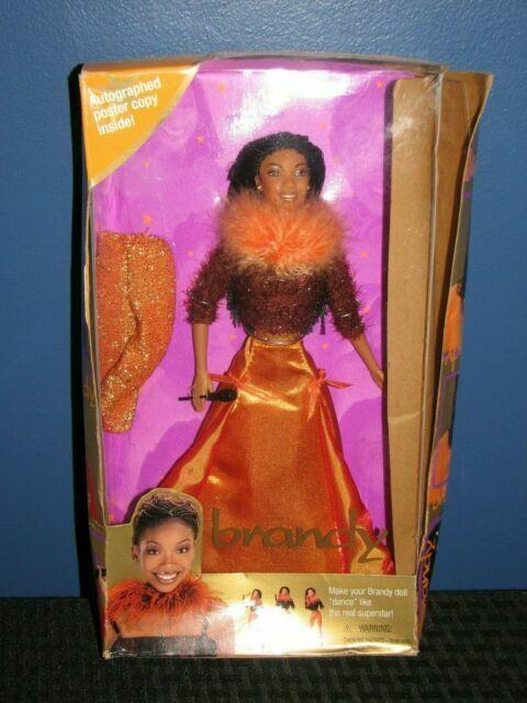 Brandy Superstar Dance Barbie Doll With Poster 1999 Mattel For Sale Online Ebay