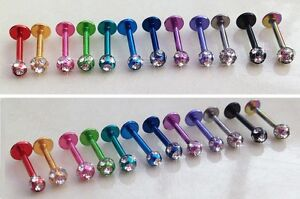 Tragus-Helix-Bar-Cartilage-Bar-Body-Piercing-Crystal-Belly-Eyebrow-Bar-16G