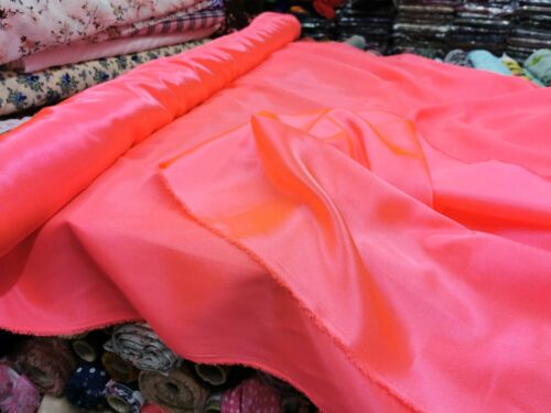 58/'/'w NEW*top quality heavy satin back//crepe craft-fabric 25,colours available