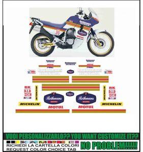 Details Zu Set Aufkleber Kompatibel Transalp Xl 600v Rothm