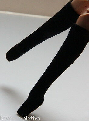 Black Stockings For Blythe/Pullip/Lalaloopsy/Hujoo/Monster High/Dal/Momoko BS231