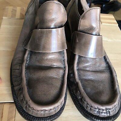 Paul Cox Schuhe braun vintage Look Grösse 44   eBay