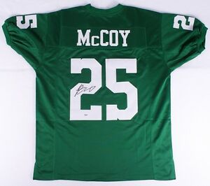 lesean mccoy signed jersey