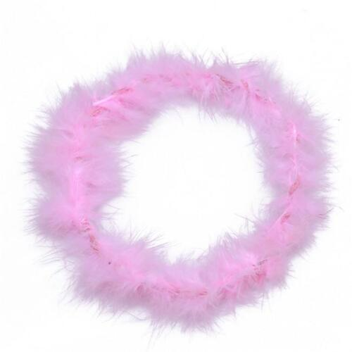 White//Pink Feather Child Girls Fairy Wings With Head Ring Christmas Dress ONE