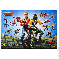 MOTUC Multi-Bot Masters of the Universe Classics 2015 He-Man Club Eternia She-Ra