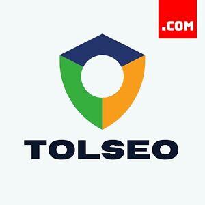 TOLSEO-COM-6-Letter-Domain-Short-Domain-Name-Catchy-Name-COM-Dynadot