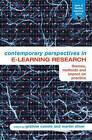 Contemporary Perspectives in E-Learning Research: Themes, Methods and Impact on Practice by Taylor & Francis Ltd (Paperback, 2006)
