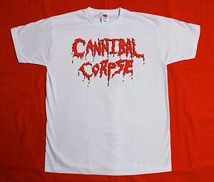 CANNIBAL-CORPSE-LOGO-DEATH-METAL-GRINDCORE-CHRIS-BARNES-NEW-WHITE-T-SHIRT