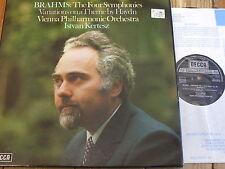 SXLH 6610-13 Brahms The Four Symphonies etc. / Kertesz 4 LP box