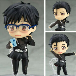 736 YURI!!! on ICE Katsuki Yuri Skating Action Anime Figure Figurine