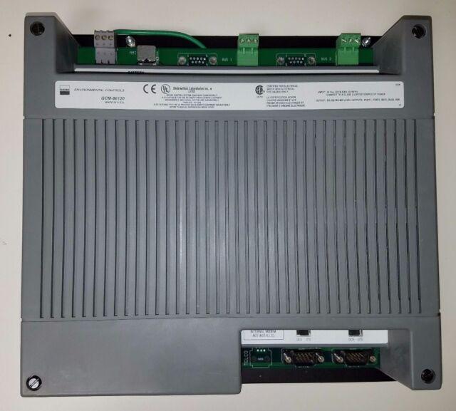 Siebe Gcm 86120 Processor Controller Barber Coleman Tac Invensys Network 8000