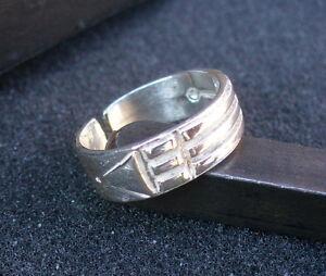 a basso prezzo 14339 74936 Detalles de EGITTO fede di KARNAK o ATLANTIDE anello di RA IN ARGENTO 925  MILLESIMI