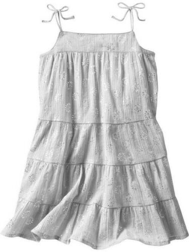 NEW baby gap girls tank beach dress portrait sundress senegal garden fields 2 3
