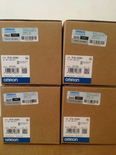 OMRON PLC CP1W-20EDR1 FREE EXPEDITED SHIPPING CP1W20EDR1 NEW