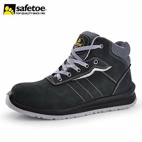 M-8440 Safetoe S3 SRC Safety Works Bottes composite Toe Metal Free Plaque MRP £ 50