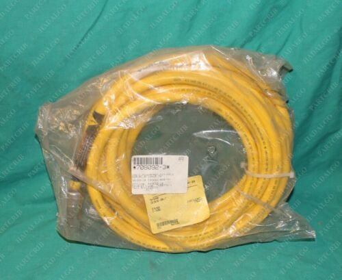 CS CK 62-059-7 Powerfast Cable Cordset Extension 6p M U-14262 708092-3 Details about  /Turck