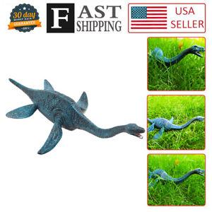 12''Plesiosaur<wbr/>us Dinosaur Figure Educational Toy Model Christmas  Gift for Boys