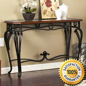 Image Is Loading Console Table Entry Hall TV Stand End Table