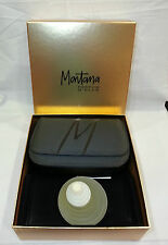 Montana Parfum D'Elle Donna Profumo Eau de Toilette Spray 75ml + Pochette Soir