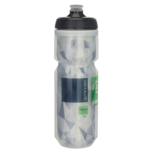 Syncros Icekeeper Thermo Fahrrad Trinkflasche 600ml klar