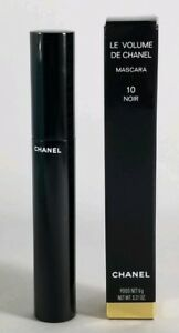 a3b0a9844b0 Chanel Le Volume De Chanel Mascara 10 Noir New Boxed As in Pictures ...