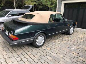 SAAB 900 S 1994 Convertible