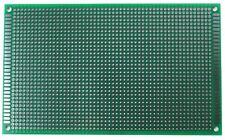 1 Pcs Double Sided Universal Pcb Proto Prototype Perf Board 915 9x15 Cm