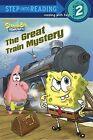 The Great Train Mystery (Spongebob Squarepants) by David Lewman, David Lewis, Random House (Paperback / softback, 2013)