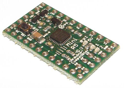 Arduino Mini 05 compatible, ATmega 328 P + temp sens + 2IO 8MHz Mini R5 5V