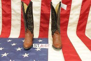 Botas-Justin-boots-N-6B-Cod-ST1088-cowboys-camperos-tejanos-mujer-usados