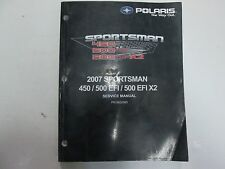 Oem polaris 2007 sportsman 450500 efi500 efi x2 service manual 2007 polaris sportsman 450 500 efi 500 efi x2 service shop repair manual new sciox Choice Image