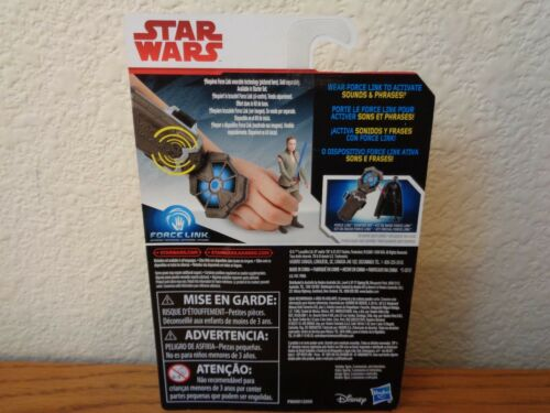 "Rey Island Journey Star Wars The Last Jedi 3.75/"" Action FIgure In Hand"