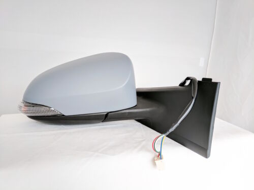 Rétroviseurs extérieurs convient pour TOYOTA YARIS droit électriquement meulé avec clignotant