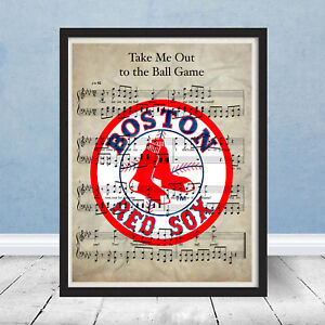 Image is loading Boston-Red-Sox-Take-Me-Out-the-Ball-