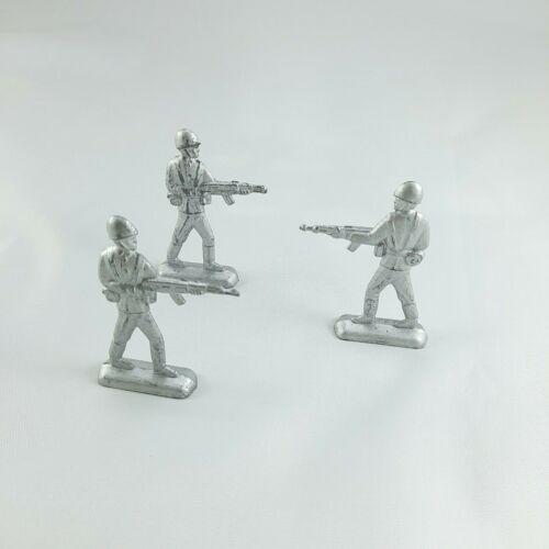 Details about  /Vintage Soviet Russian Soldiers Toy USSR 10 pcs