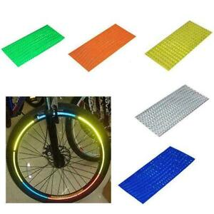 Bicycle-MountainBike-Reflector-Cycling-Wheel-Rim-Reflective-Tape-Stickers-L-Y4B6
