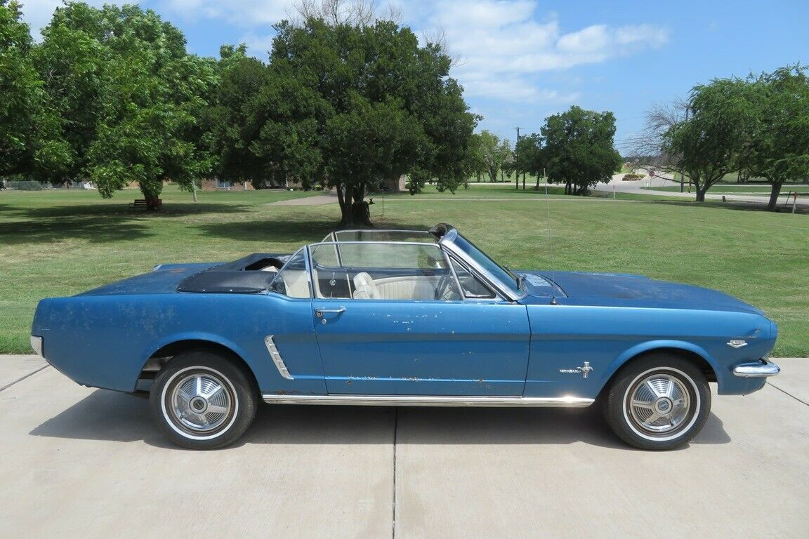 1965 Ford Mustang Convertible - 289  -  4 speed
