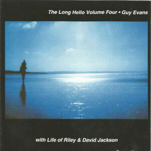 Guy-Evans-The-Long-Hello-Volume-Four-1993-CD-NEW-SEALED-SPEEDYPOST