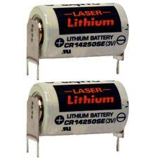 2 BMW E23 E24 E28 E30 3Volt Lithium Cluster S.I. Board Batteries, si battery bmw