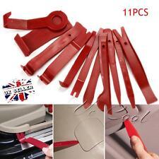 11pc Car Trim Door Panel Removal Molding Set Kit Pouch Pry Tool Interior Van DIY