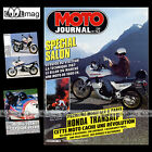 MOTO JOURNAL N°765 DUCATI 750 ★ HONDA XL 600 V TRANSALP ★ SALON PARIS 1986