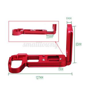 GABALE QR L Bracket Camera Halter Handgriff Halterung Für Sony A9/A7R3/A7M